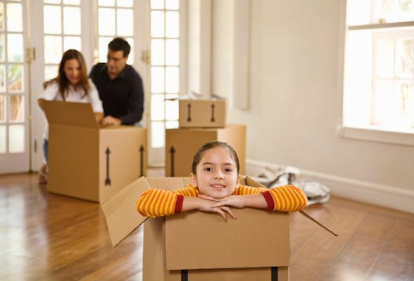 Tips to Ensure a Stress-free and Comfortable Home Relocation with Kids