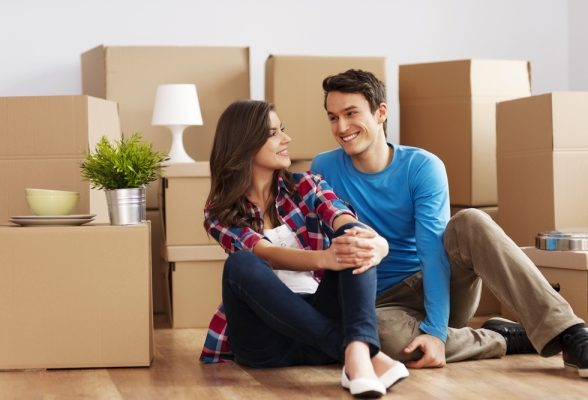 4 Handy Tips for Newlywed Couples to Move in Jointly and Conveniently